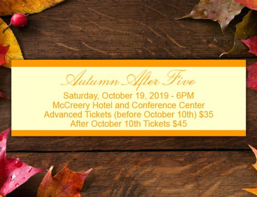 2019 Autumn After Five Event