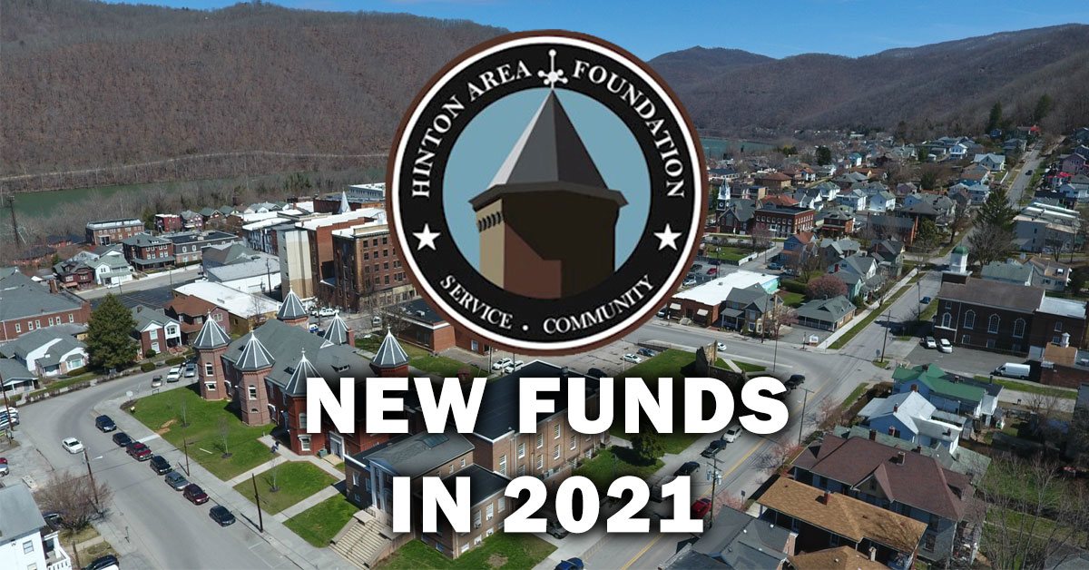 NEW FUNDS IN 2021
